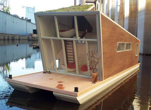 景观装饰船